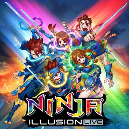 菜月チョビやBoichi参加の「NinjaIllusion LIVE」 チケット販売開始! キャラクターキャストの配役も発表!