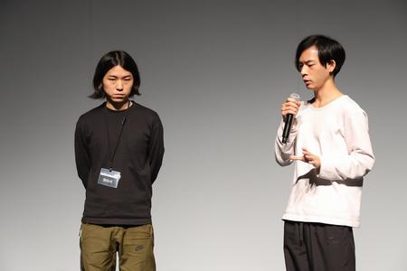 『intangible film』藤元翔平氏,國本怜氏