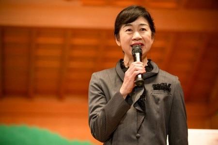 河村潤子理事長