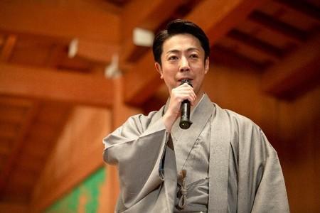 歌舞伎俳優 尾上菊之助様