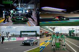 D'station Racingが第89回ル・マン24時間耐久レース初参戦で見事、LM-GTE Amクラス6位入賞