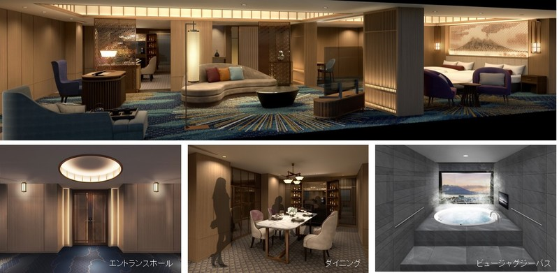 鹿児島県で初の「クラブルーム」・「クラブラウンジ」を新設