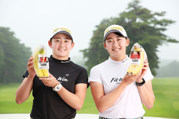 双子のプロゴルファー岩井明愛選手・岩井千怜選手がECサイト「Dole公式ショップ」のアンバサダーに就任!
