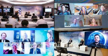 カーボンニュートラルを加速する。国際会議「Innovation for Cool Earth Forum (ICEF2021)」オンライン開催